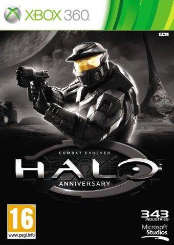 Halo : Combat Evolved Anniversaire