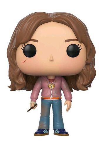 Figurine Funko Pop! N°43 - Harry Potter - Hermione avec retourneur de temps