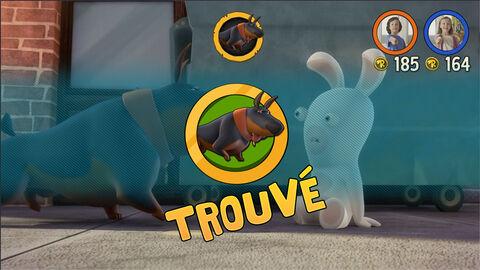 Les Lapins Crétins Invasion : La Série Télé Interactive