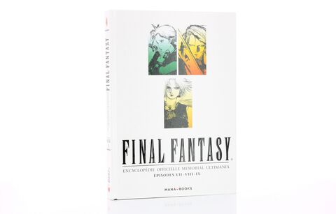 Encyclopedie - Final Fantasy - Memorial Ultimania VII VIII Et IX