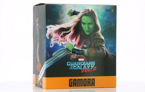 Statuette Iron Studios - Les Gardiens de la Galaxie 2 - Gamora 33cm
