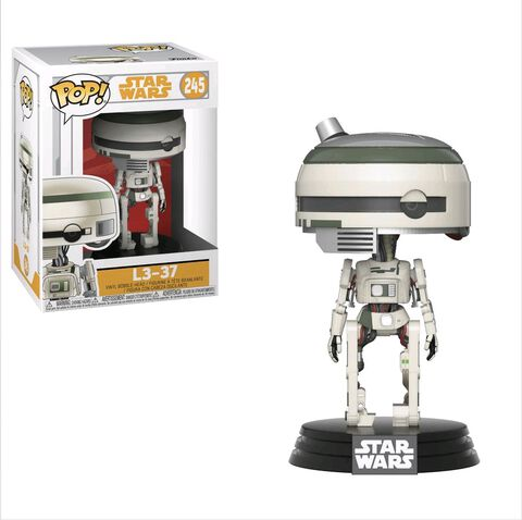 Figurine Funko Pop! N°245 - Star Wars Solo - Série 1 L3-37