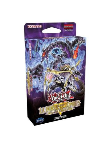 Deck de Structure - Yu-Gi-Oh! - La Horde de Zombies