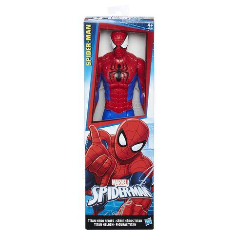 Figurine - Spider-Man - Titan Spider-Man 30 cm