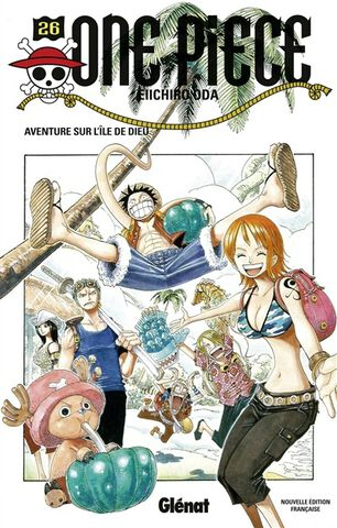 Manga - One Piece - Edition Originale Tome 26