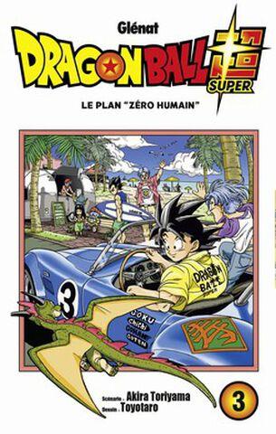 Manga - Dragon Ball Super - Tome 03