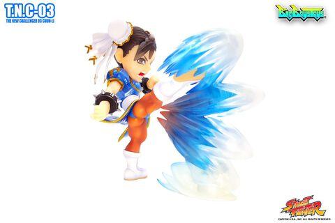 Figurine - Street Fighter - Diorama T.N.C-03 Chun-Li 17 cm