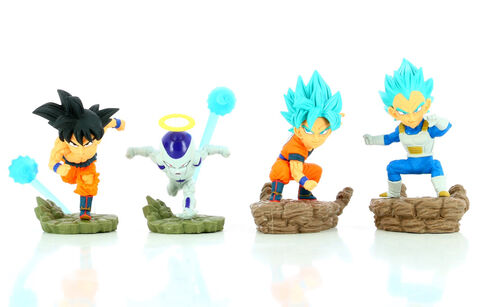 Figurine World Collectable Diorama - Dragonball Super -  Assortiment Vol.3