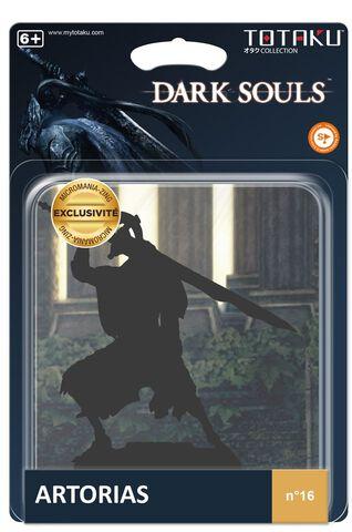 Figurine Totaku N°16 - Dark Souls - Artorias - Exclusivité Micromania-Zing