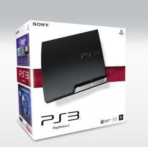 Pack PS3 320 Go Noire