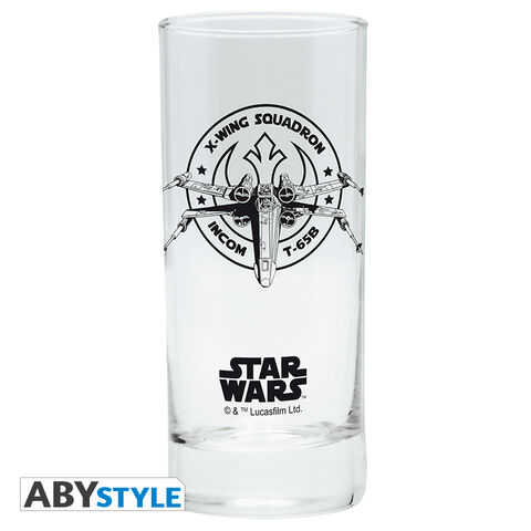 Verre Star Wars - X-Wing