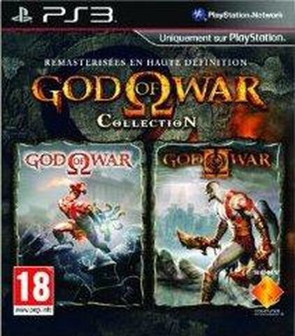 God Of War Collection (gow I + Gow II Hd)