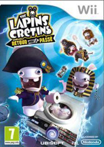 The Lapins Cretins, Retour Vers Le Passé