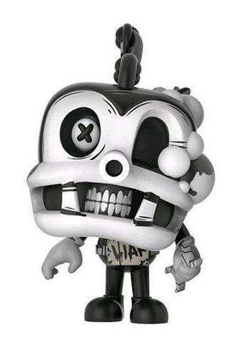 Figurine Funko Pop! N°387 - Bendy and the Ink Machine - S3 Fisher