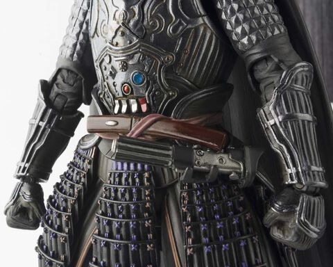 Figurine Star Wars Dark Vador Samurai