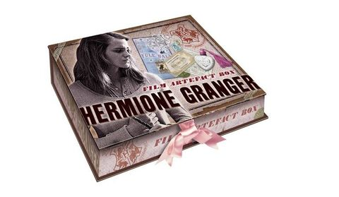 Boîte d'artefacts - Harry Potter - Hermione Granger