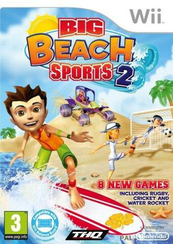 Big Beach Sports 2 + Guidon