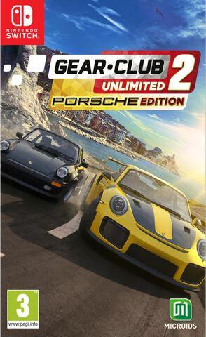 Gear.club Unlimited Porsche Edition