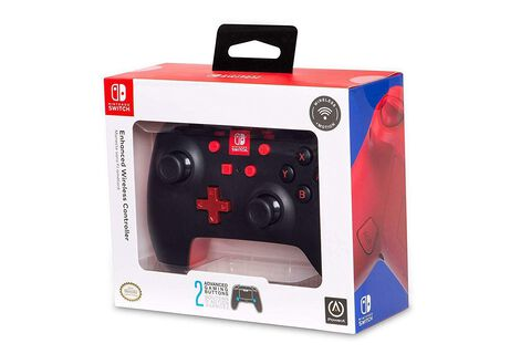 Manette Sans Fil Switch Noire