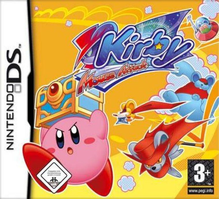 Kirby, Mouse Attack