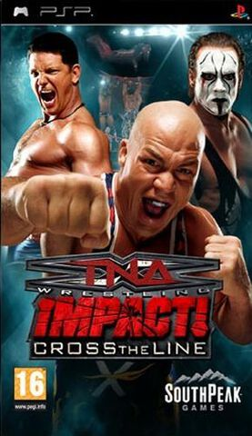 Tna Impact ! Cross The Line