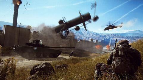 Dlc Battlefield 4 Second Assault
