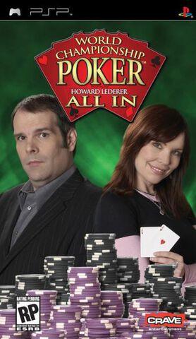 World Championship Poker, Featuring Howard Lederer All In