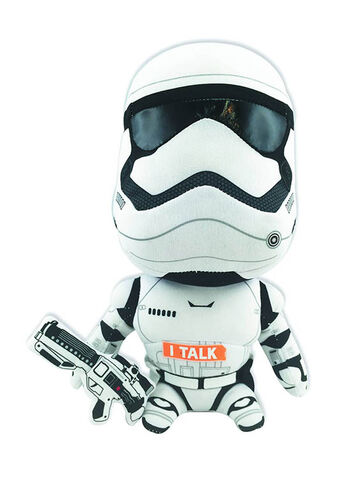 Peluche - Sw Epvii - Stormtrooper