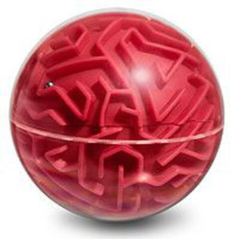 Casse-tête - Thinkgeek Maze Rouge Facile - Exclusif Micromania - GameStop