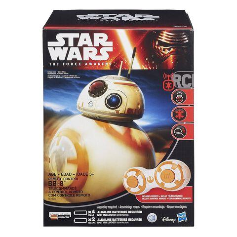 Robot Télécommandé - Star Wars - RC Droide BB-8