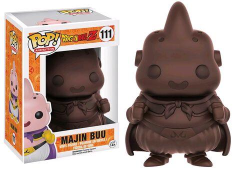 Figurine Funko Pop! N°111 - Dragon Ball Z - Majin Buu (chocolat)