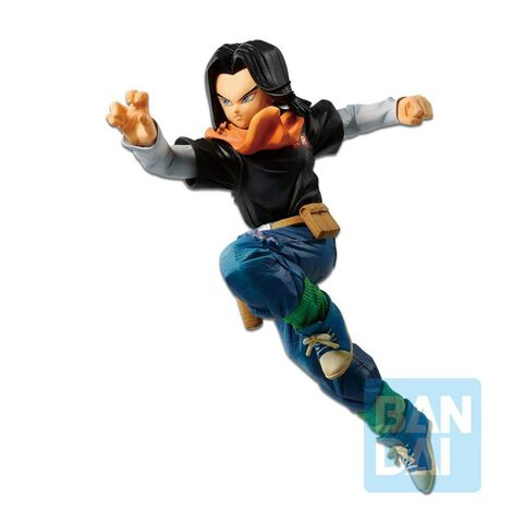Figurine - Dragon Ball Z - The Android Battle Fighter Z C-17