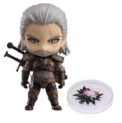 Figurine Good Smile Compagny - The Witcher 3 Wild Hunt - Nendoroid Geralt Heo Ex