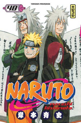 Manga - Naruto - Tome 48