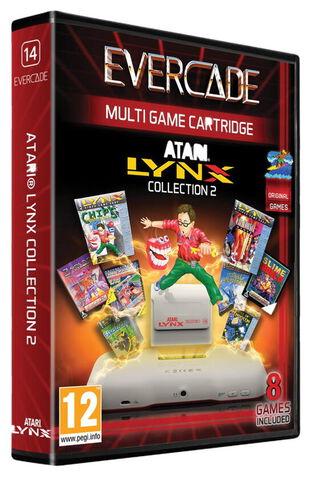 Blaze Evercade Atari Lynx Collection 2 N°14