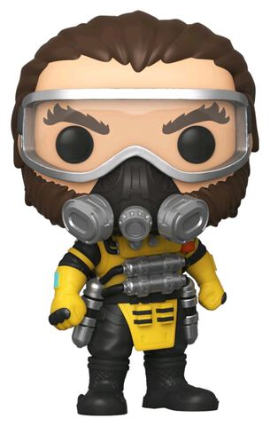 Figurine Funko Pop! N°548 - Apex Legends - Caustic