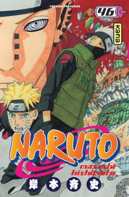 Manga - Naruto - Tome 46