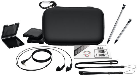 Pack Essentiel Nintendo New 3DS