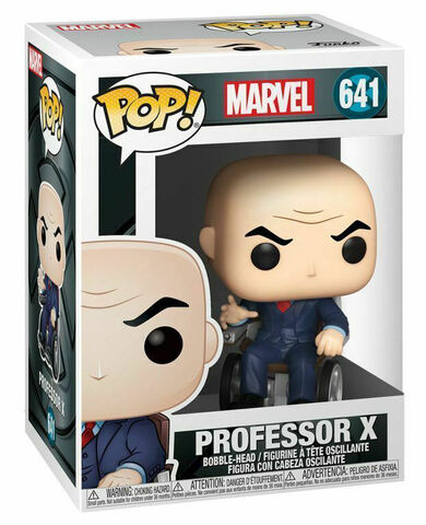 Figurine Funko Pop! N°641 - X-Men 20th - Professeur X