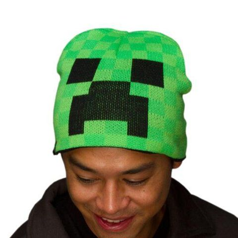 Bonnet - Minecraft - Creeper
