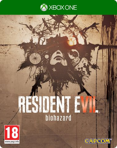 Resident Evil 7 : Biohazard Steelbook Edition