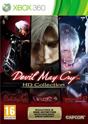 * Devil May Cry Hd Collection