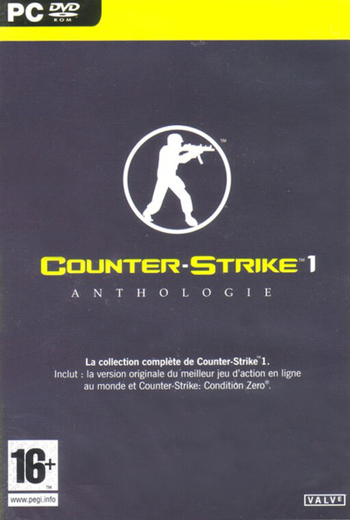 Counter-Strike 1 - Anthologie
