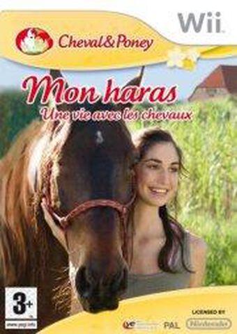 Mon Haras, Une Vie Avec Les Chevaux