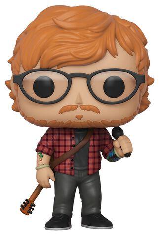 Figurine Funko Pop! N°76 - Rock - Ed Sheeran