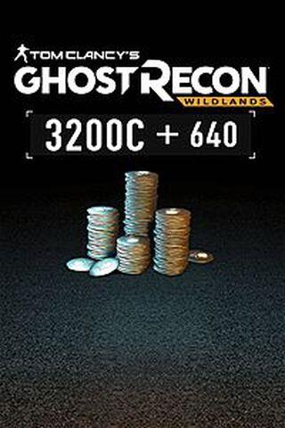 Dlc Ghost Recon Wildlands 3840 Gr Credits Ps4