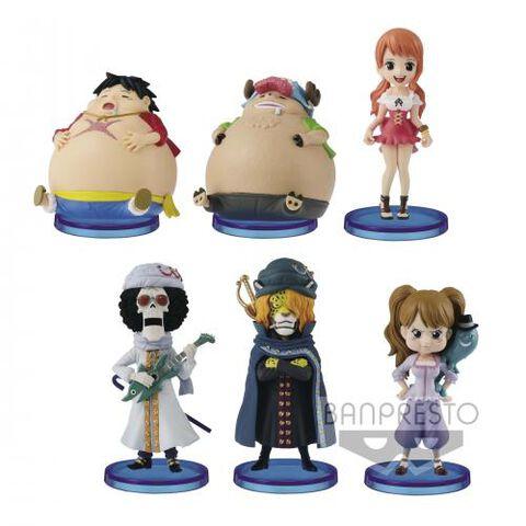 Figurines WCF - One Piece - Whole Cake Island 1