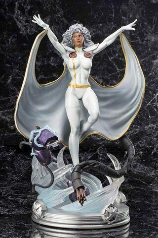 Statuette Kotobukiya - X-Men - Storm Danger Room Sessions 39 cm Fine Art