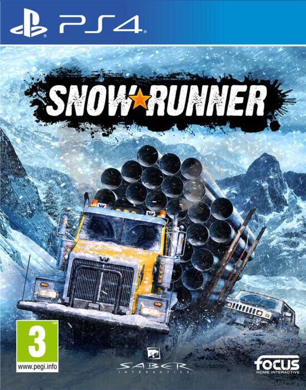 * Snowrunner