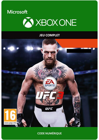 Ea Sports Ufc 3 - Jeu complet - Version digitale